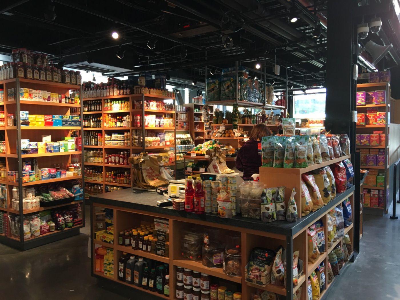 纽约曼哈顿下东城艾塞克斯街市场开张_图1-14