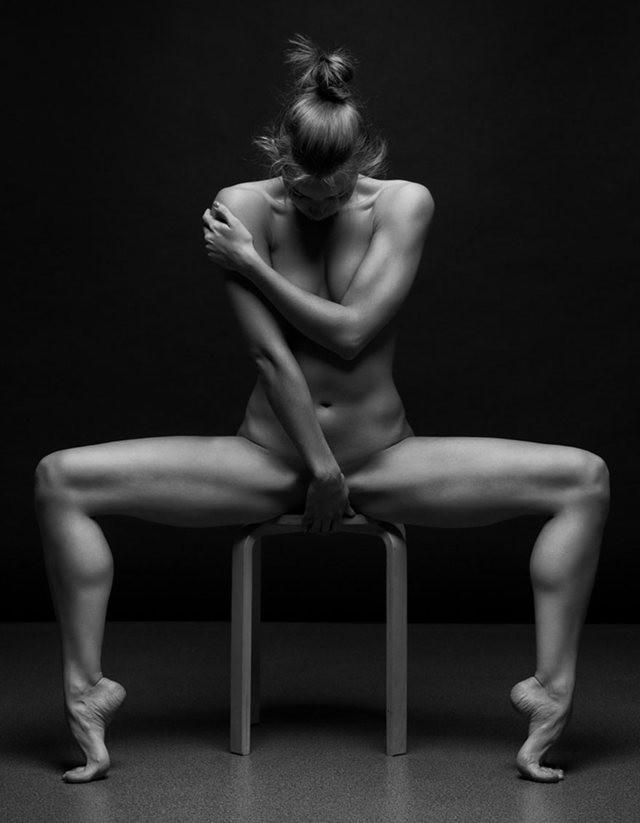 第4届锡耶纳国际摄影展获奖展品之---人体艺术_图1-9