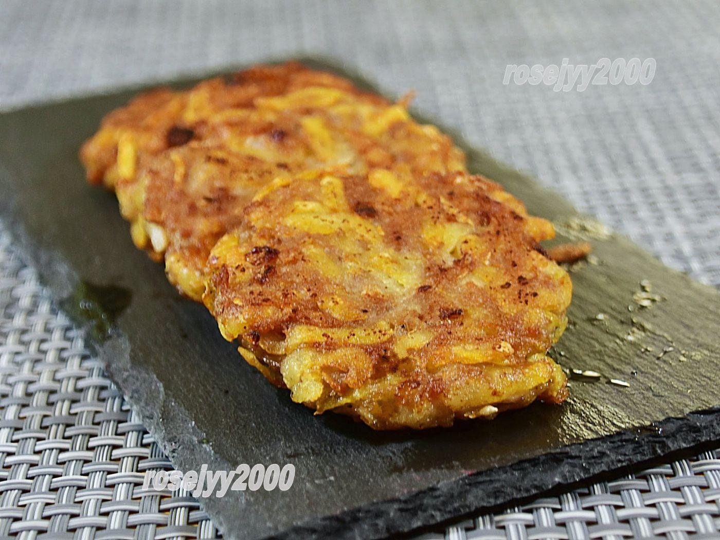 肉末土豆饼_图1-1
