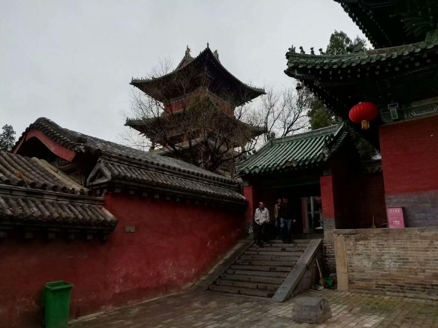 走进河南:探访少林寺(图)_图1-7