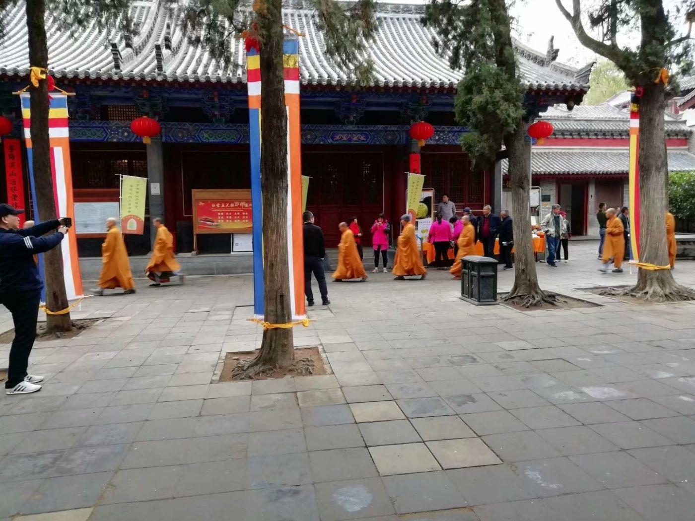 走进河南:探访少林寺(图)_图1-8