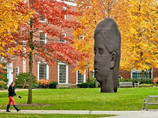 世界各地的公共人头,人体雕塑_图1-1