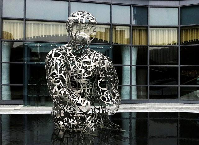 世界各地的公共人头,人体雕塑_图1-14