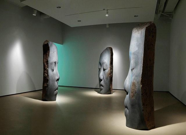世界各地的公共人头,人体雕塑_图1-18