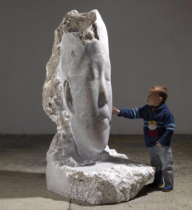 世界各地的公共人头,人体雕塑_图1-19