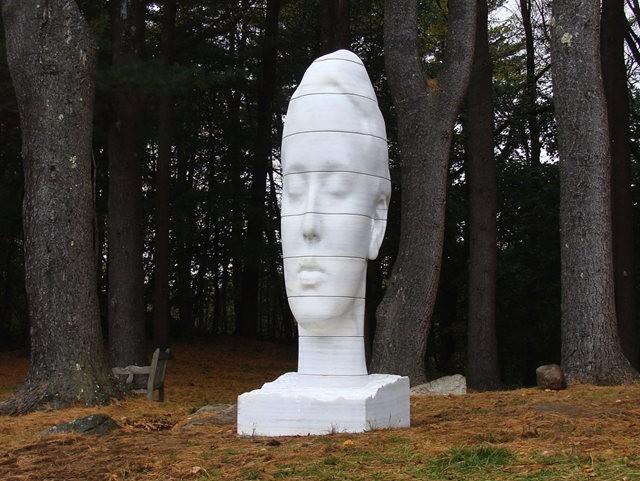 世界各地的公共人头,人体雕塑_图1-20
