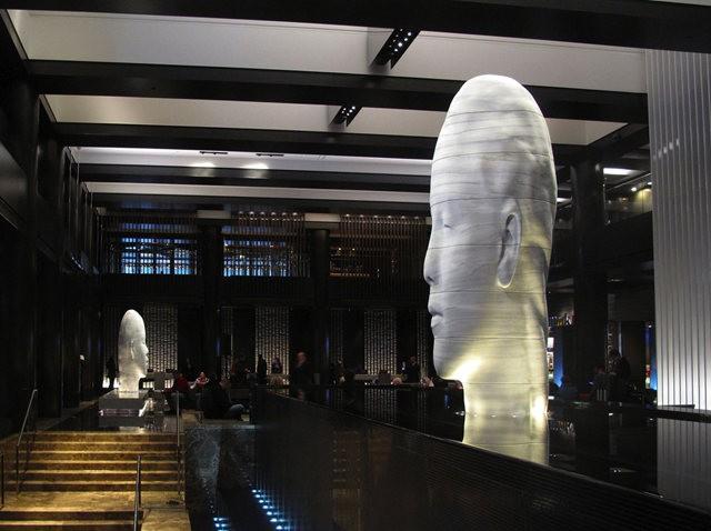 世界各地的公共人头,人体雕塑_图1-21