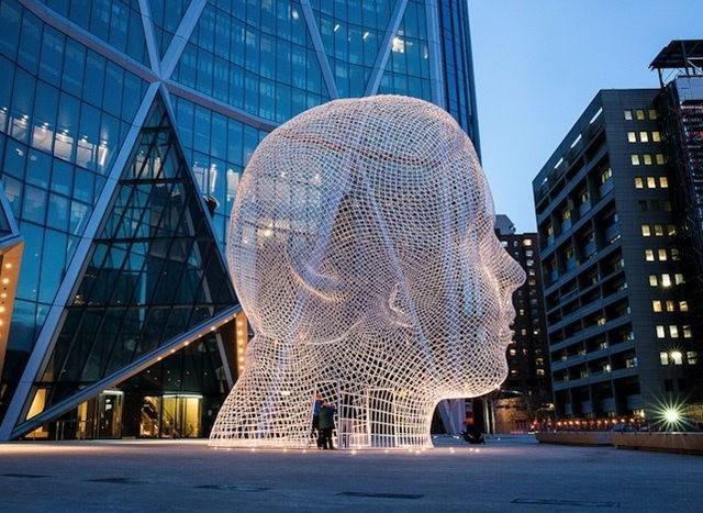 世界各地的公共人头,人体雕塑_图1-25