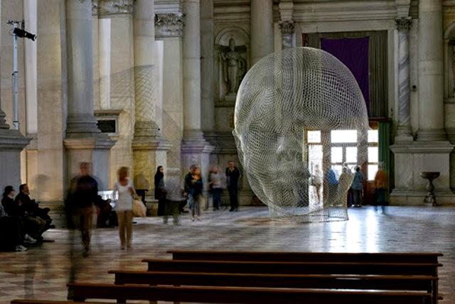 世界各地的公共人头,人体雕塑_图1-26