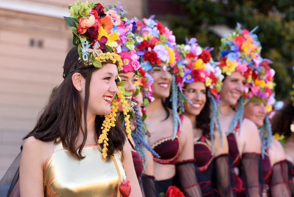 感官的盛宴:最酷最炫的旧金山狂欢节_图1-7