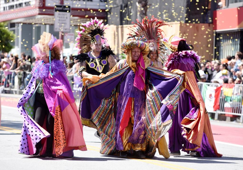 感官的盛宴:最酷最炫的旧金山狂欢节_图1-8