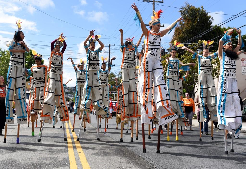 感官的盛宴:最酷最炫的旧金山狂欢节_图1-24