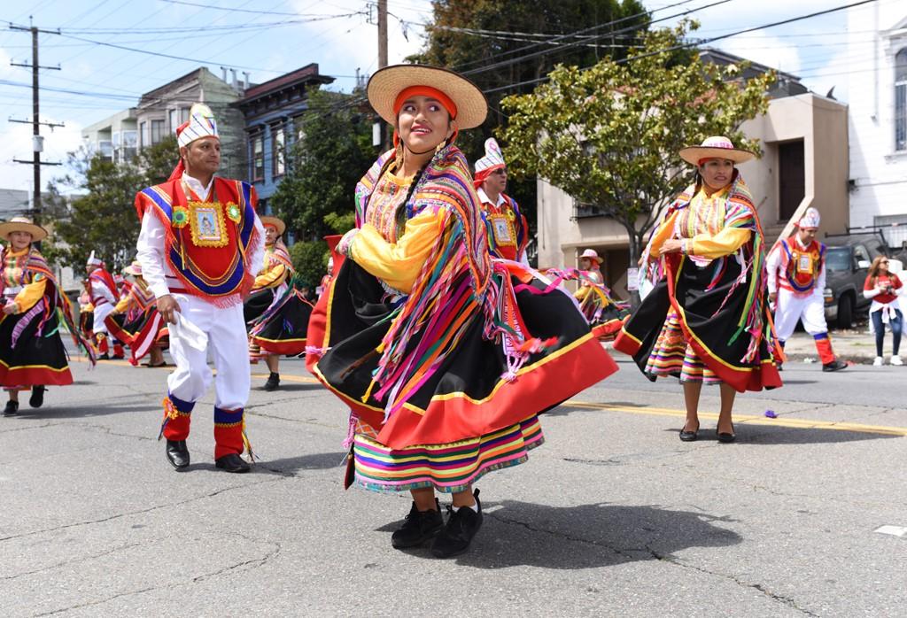 感官的盛宴:最酷最炫的旧金山狂欢节_图1-26