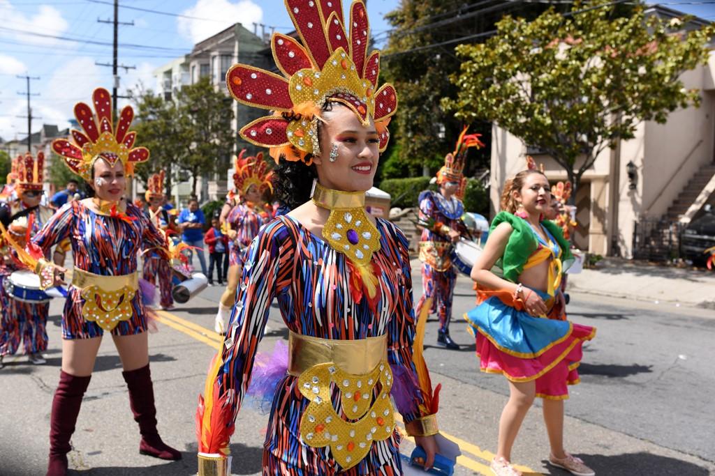 感官的盛宴:最酷最炫的旧金山狂欢节_图1-25