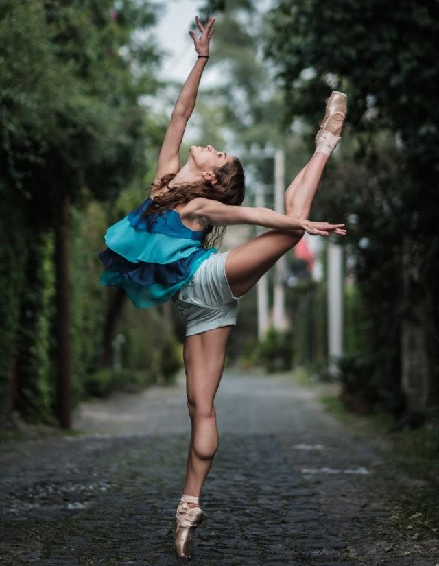 墨西哥的芭蕾舞演员街上表演者---2_图1-6