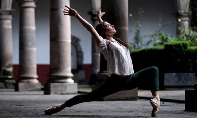 墨西哥的芭蕾舞演员街上表演者---2_图1-11