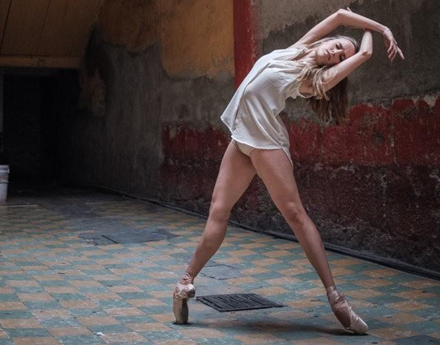 墨西哥的芭蕾舞演员街上表演者---2_图1-13