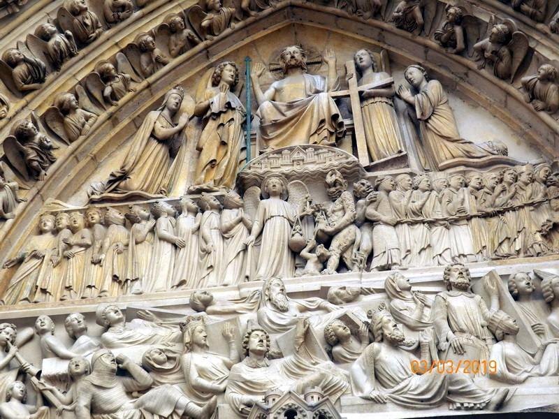 瞻仰巴黎圣母院_图1-3