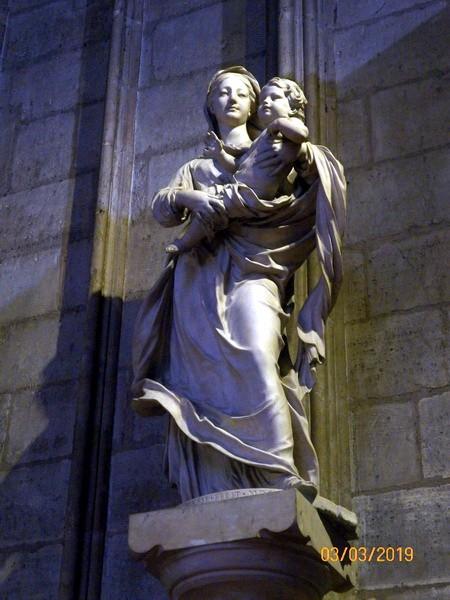 瞻仰巴黎圣母院_图1-7