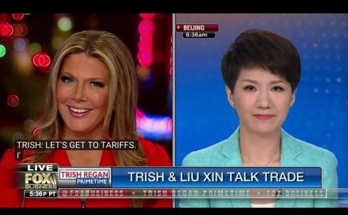 """高娓娓:中美新闻女主播""""越洋辩论""""背后隐含了什么?_图1-1"""