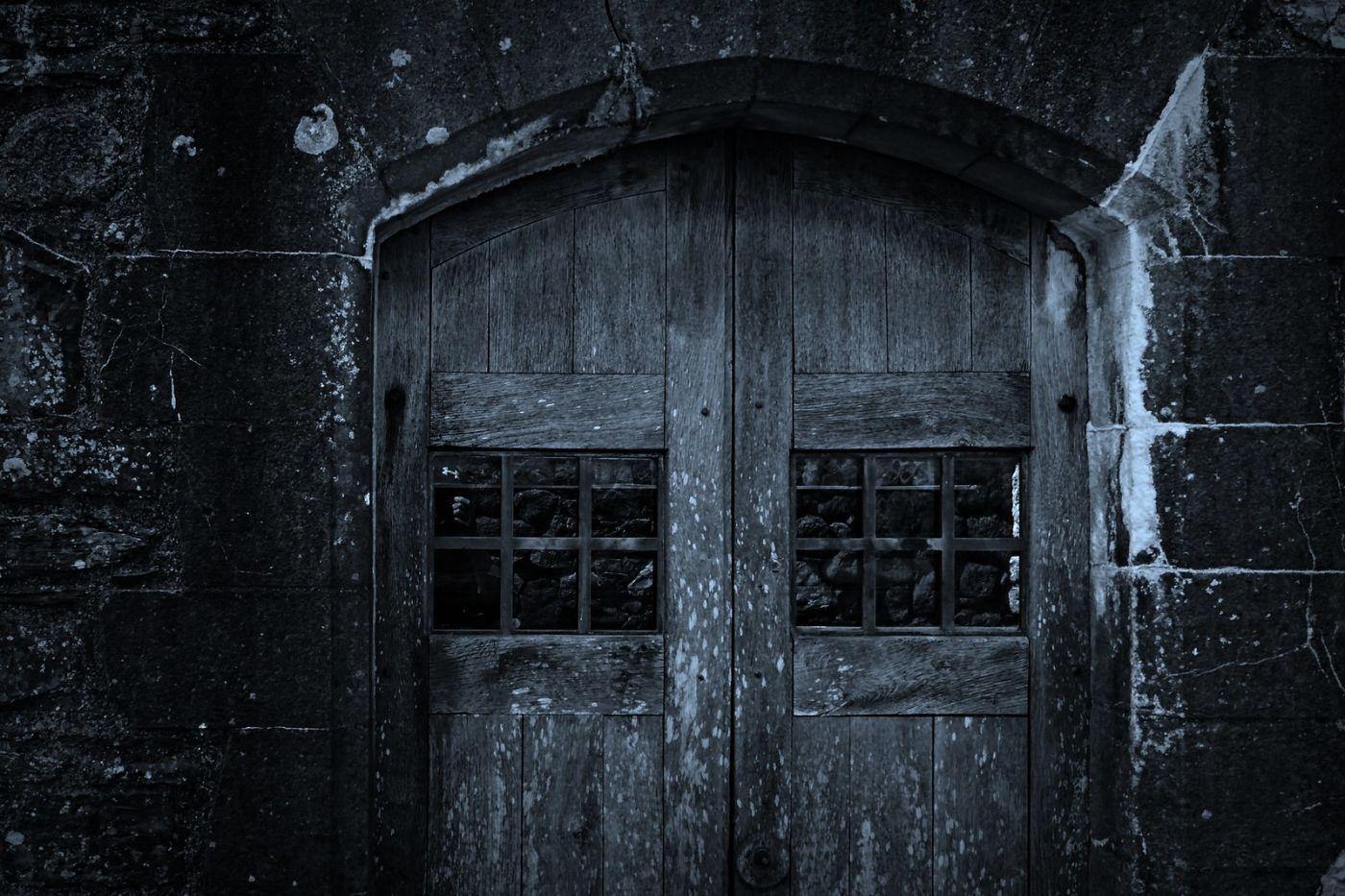 苏格兰圣奥兰教堂(St Oran's Chapel),千年古迹_图1-6