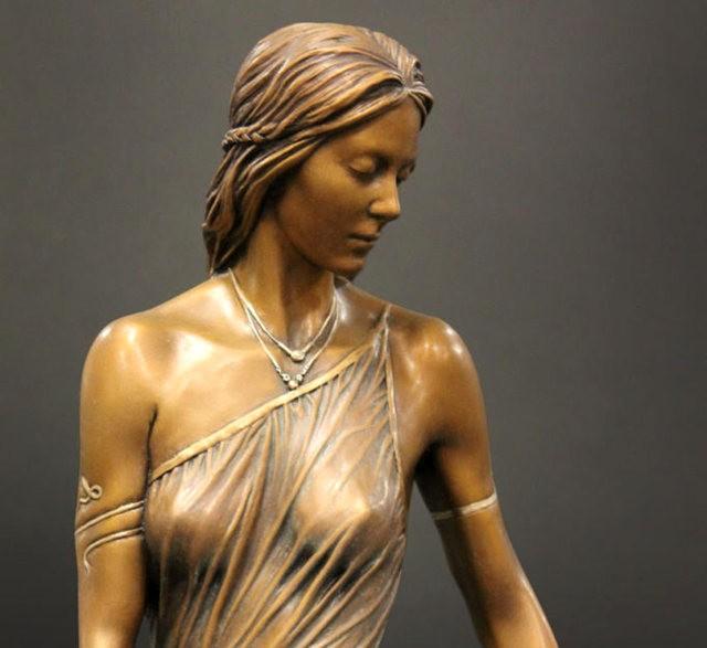 美国雕塑家-本杰明.维克多_图1-1