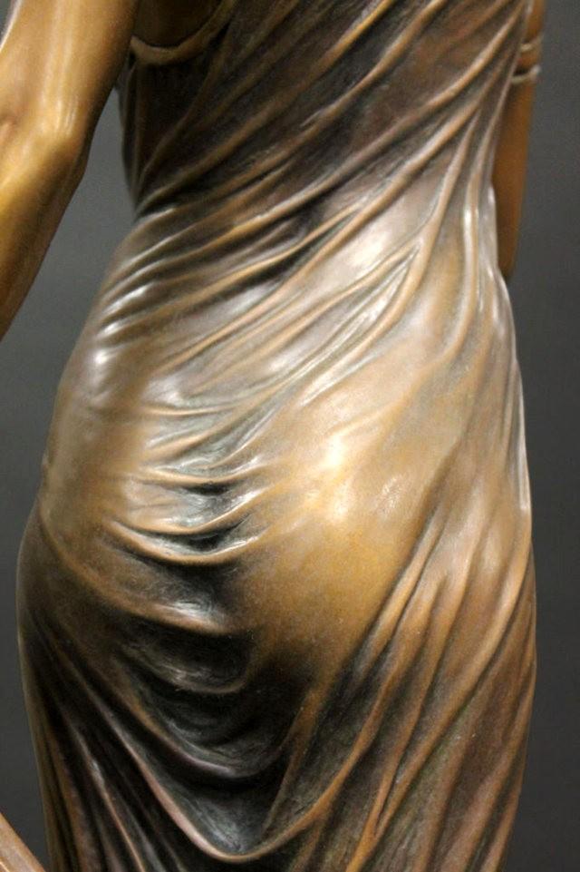 美国雕塑家-本杰明.维克多_图1-2