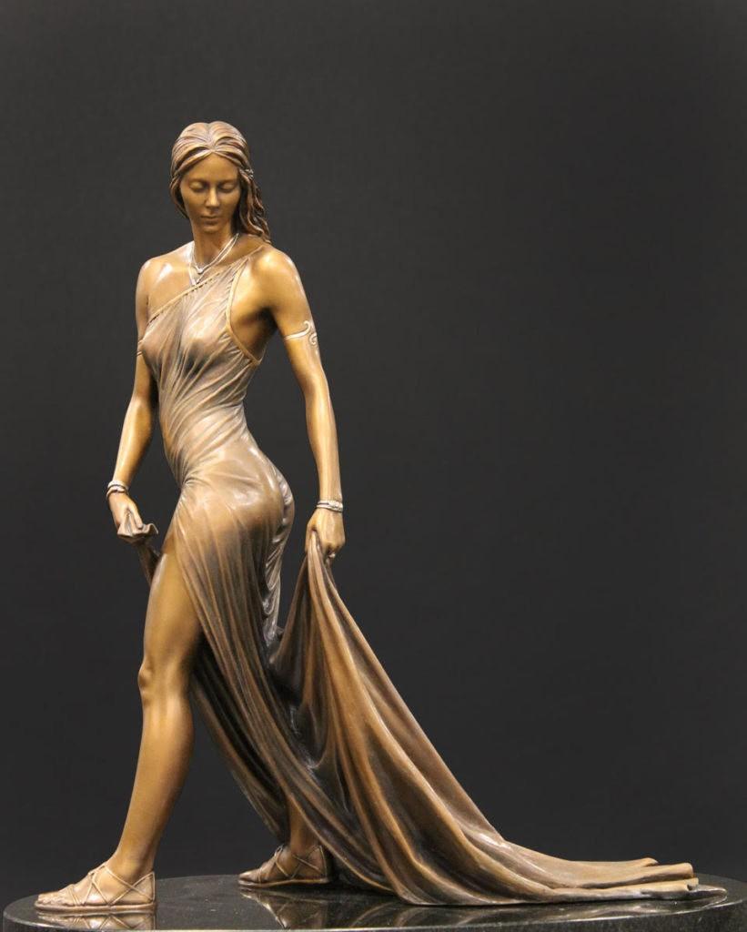 美国雕塑家-本杰明.维克多_图1-3