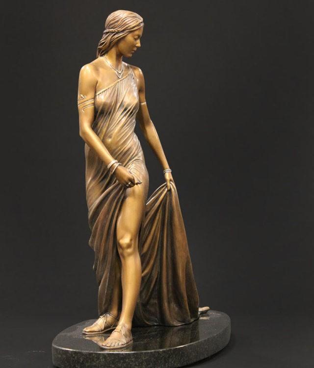 美国雕塑家-本杰明.维克多_图1-4