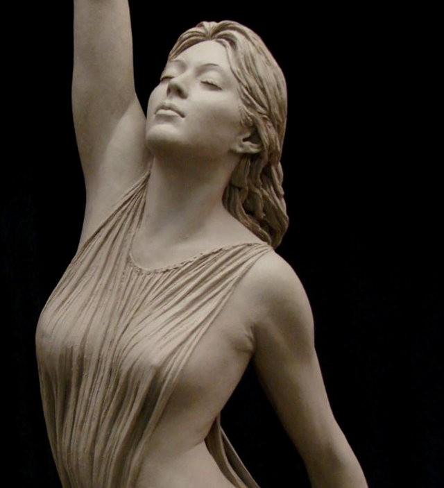 美国雕塑家-本杰明.维克多_图1-6