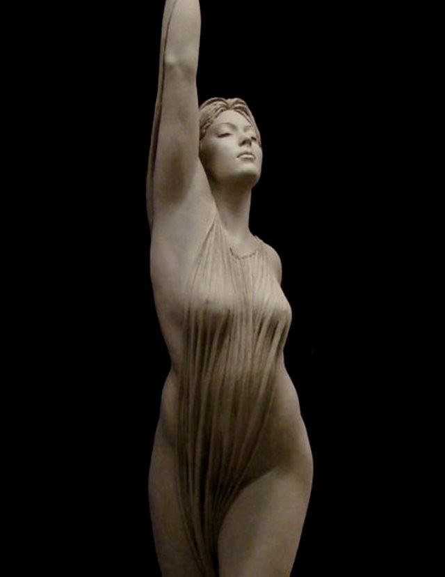 美国雕塑家-本杰明.维克多_图1-7