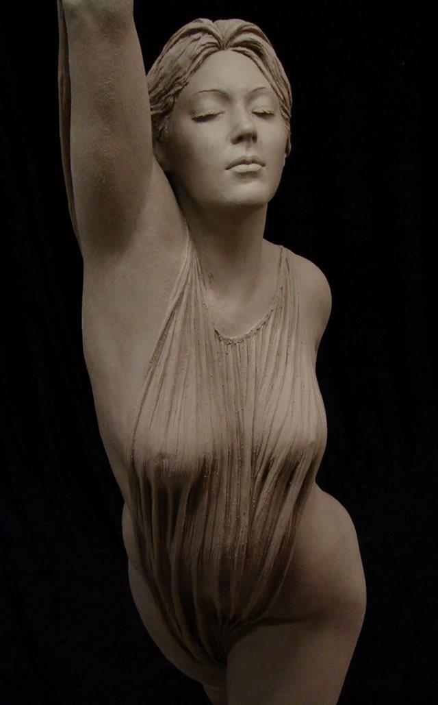 美国雕塑家-本杰明.维克多_图1-8
