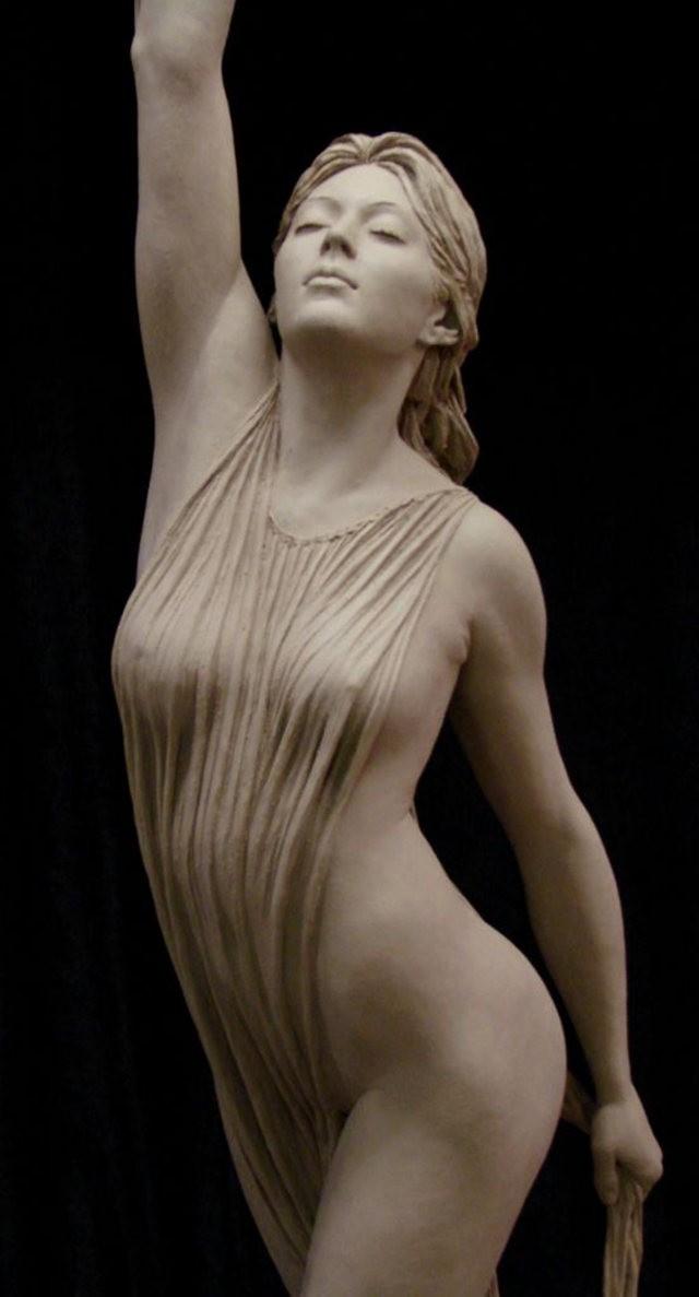 美国雕塑家-本杰明.维克多_图1-9