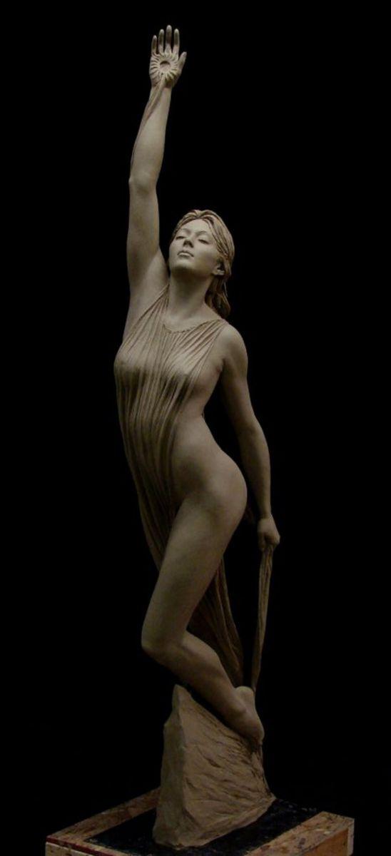 美国雕塑家-本杰明.维克多_图1-10