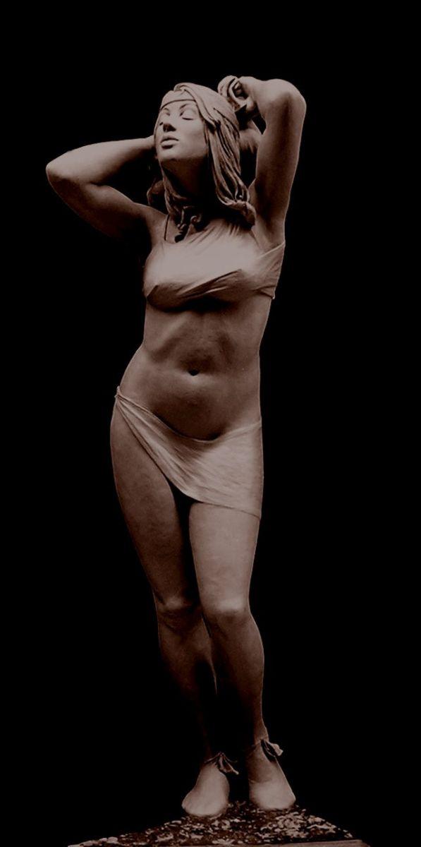 美国雕塑家-本杰明.维克多_图1-12