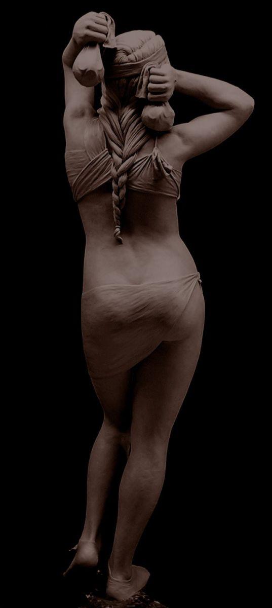 美国雕塑家-本杰明.维克多_图1-13