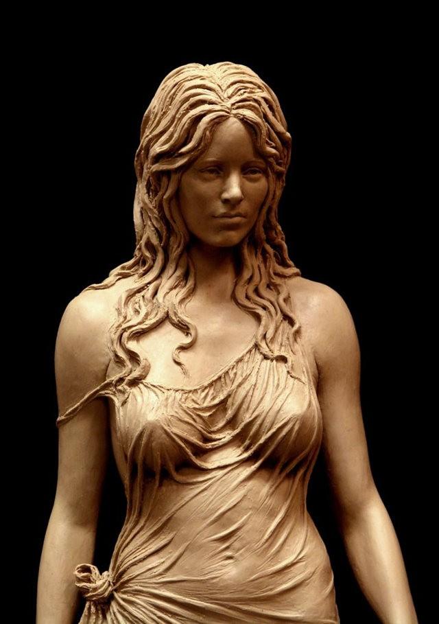 美国雕塑家-本杰明.维克多_图1-14