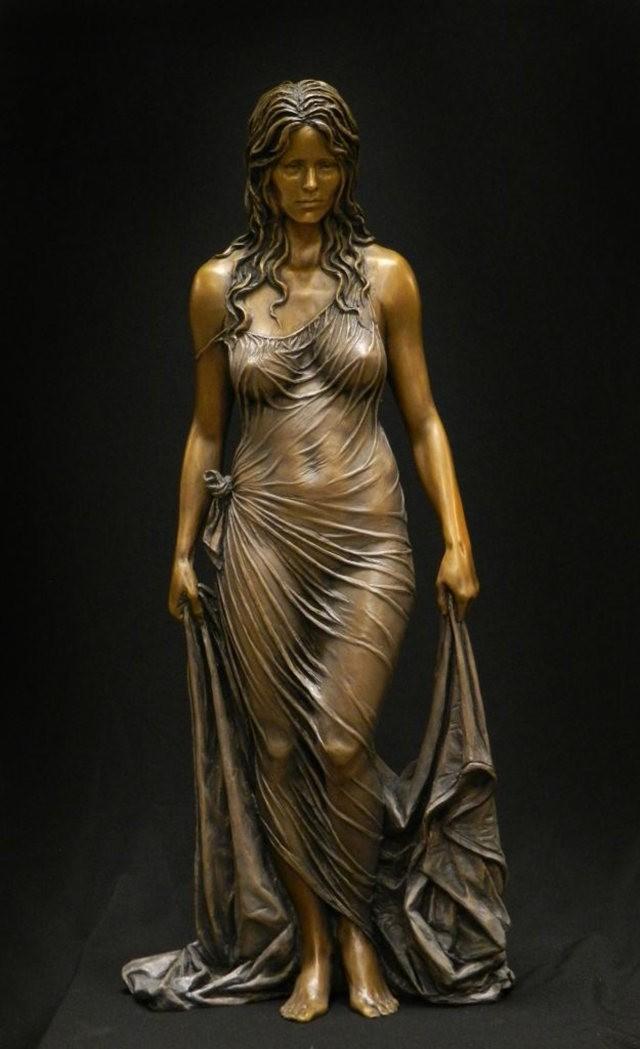 美国雕塑家-本杰明.维克多_图1-15