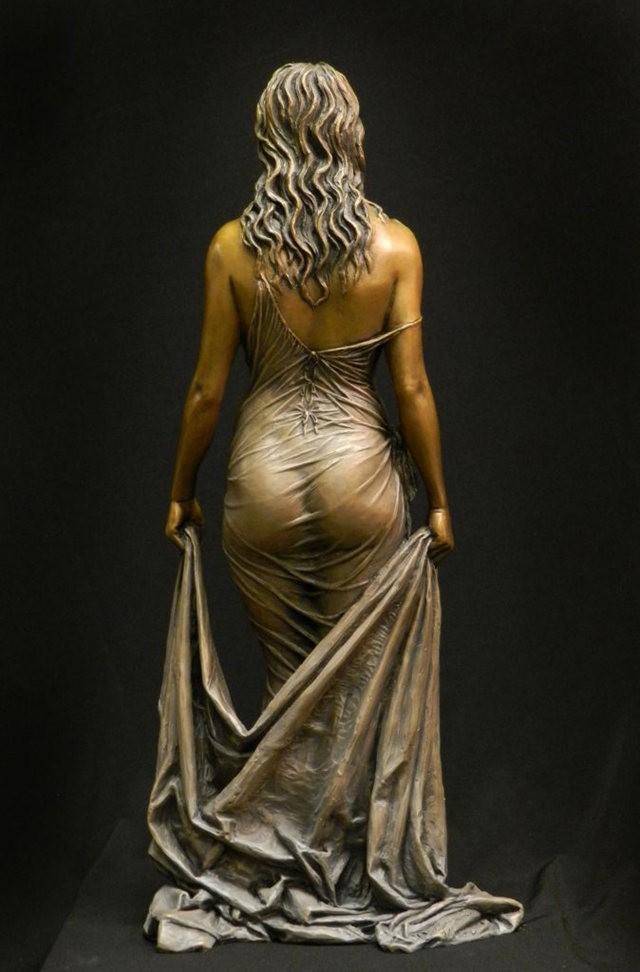 美国雕塑家-本杰明.维克多_图1-16