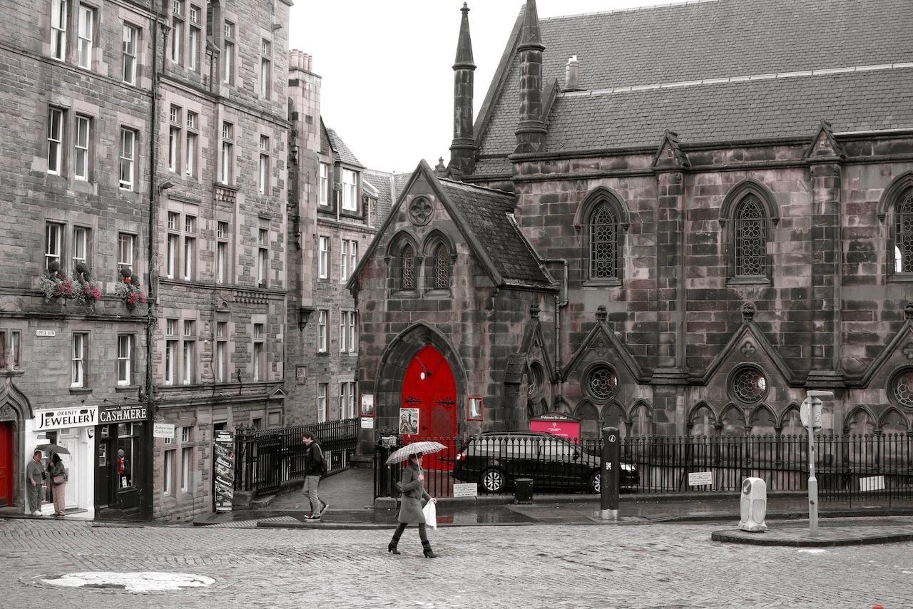 爱丁堡日与夜_图1-3