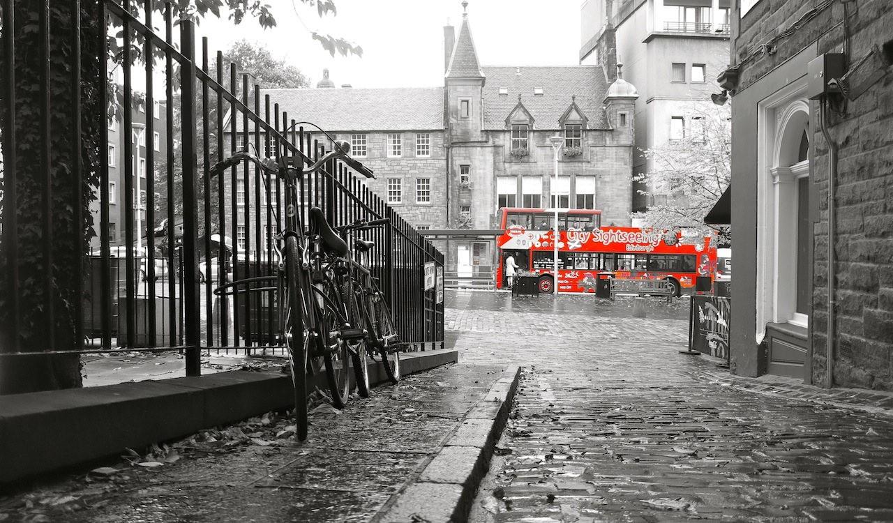 爱丁堡日与夜_图1-4