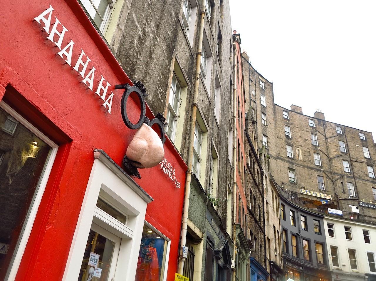 爱丁堡日与夜_图1-5