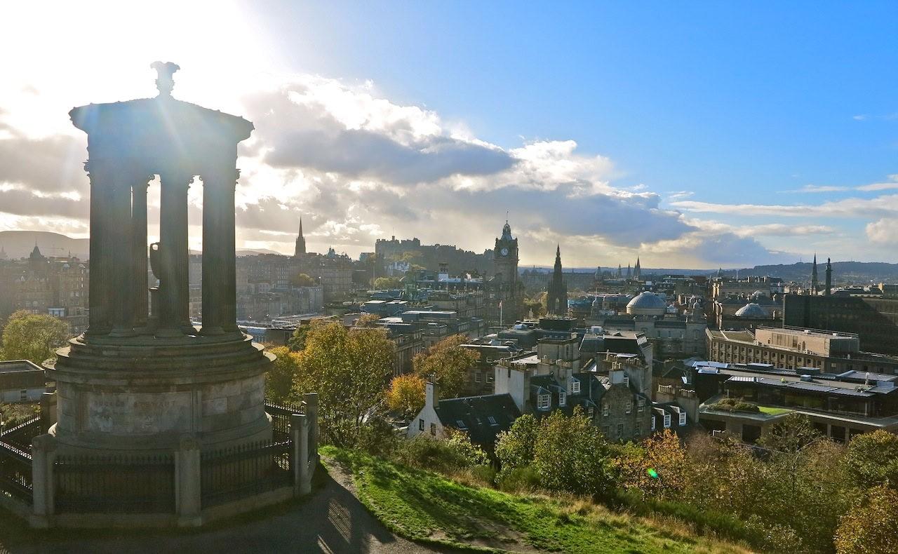 爱丁堡日与夜_图1-18