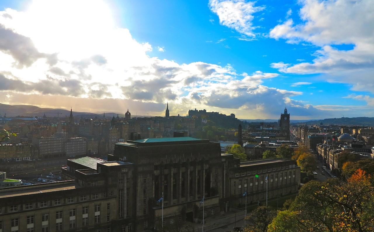 爱丁堡日与夜_图1-20
