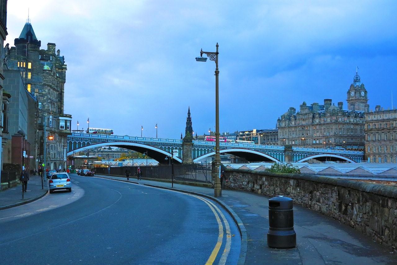 爱丁堡日与夜_图1-22