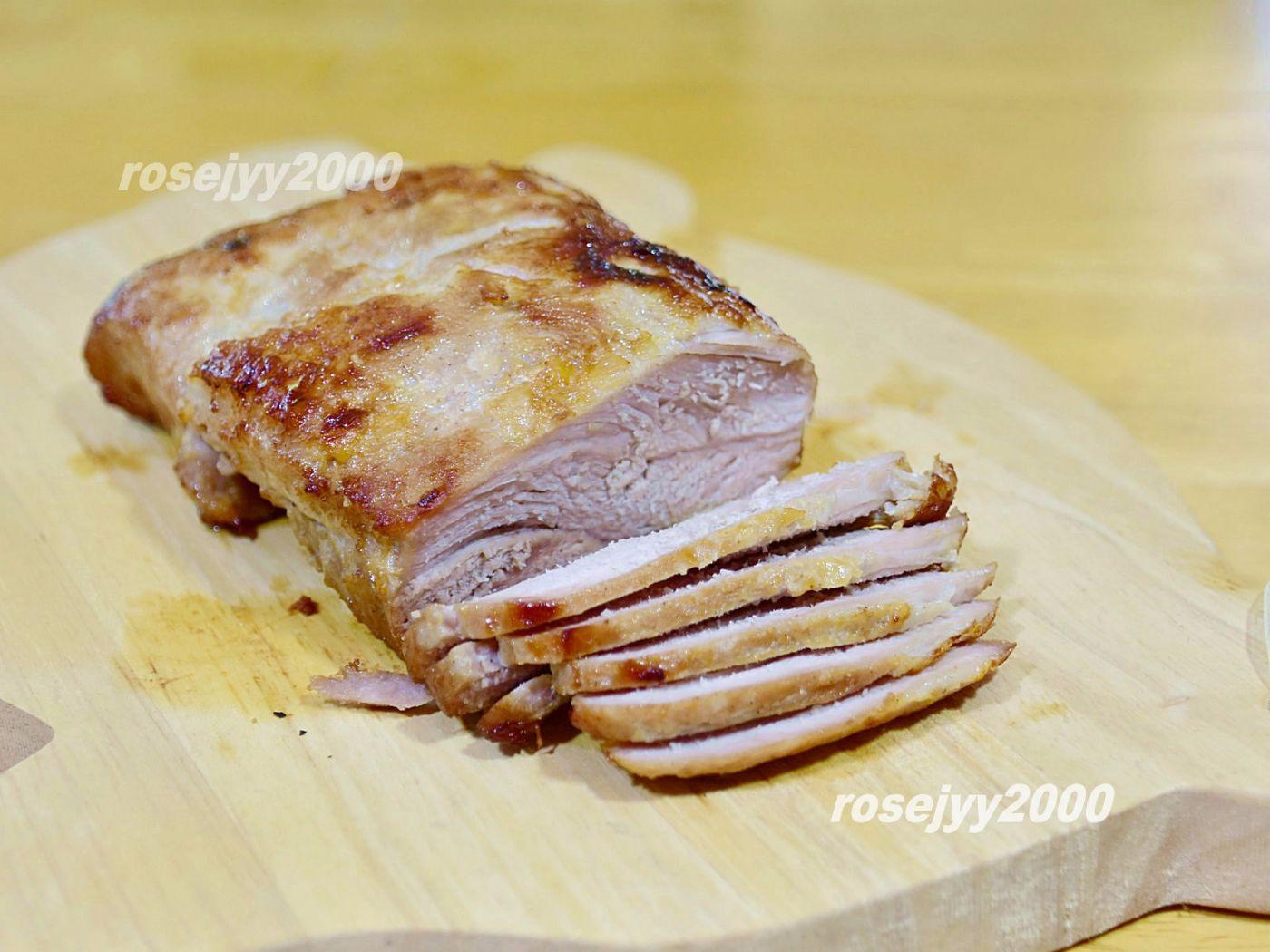 蒜香烤猪腰肉_图1-1