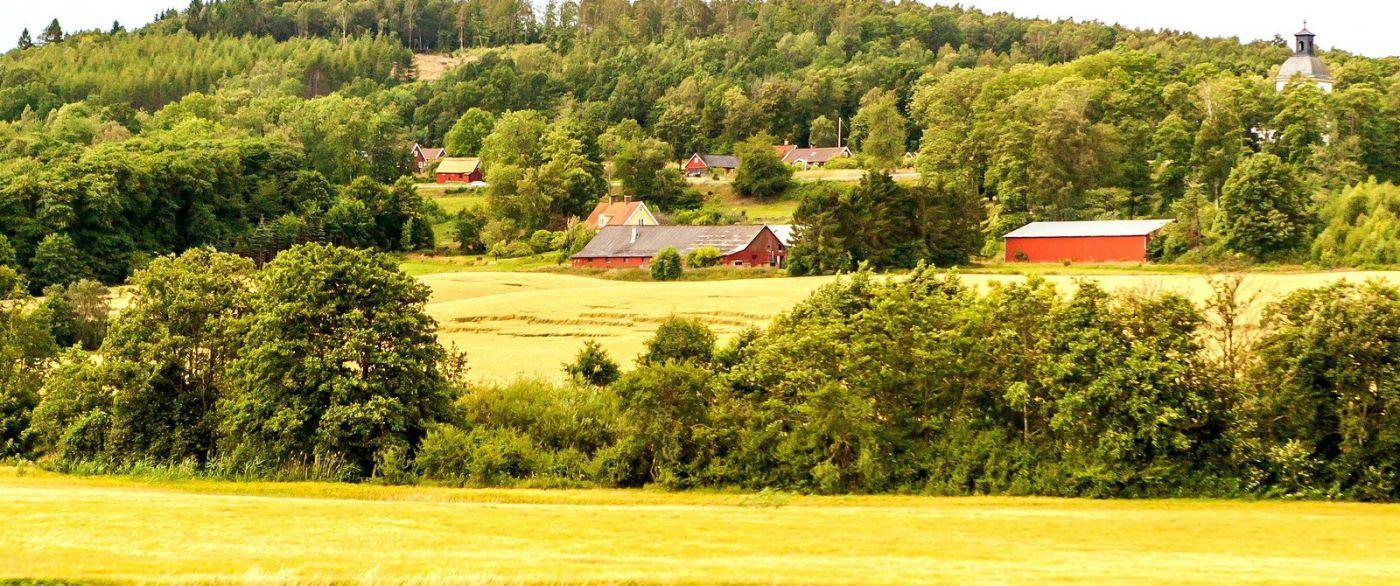 北欧旅途,漂亮的农室_图1-10
