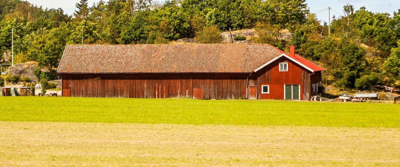 北欧旅途,漂亮的农室_图1-15