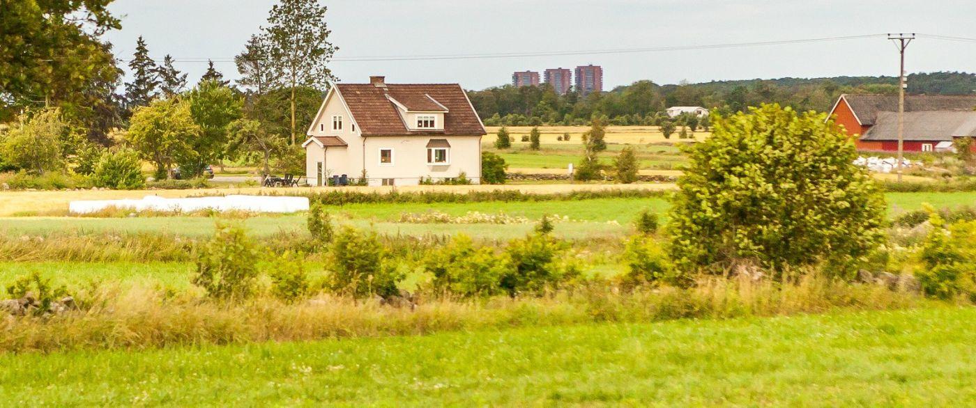 北欧旅途,漂亮的农室_图1-20