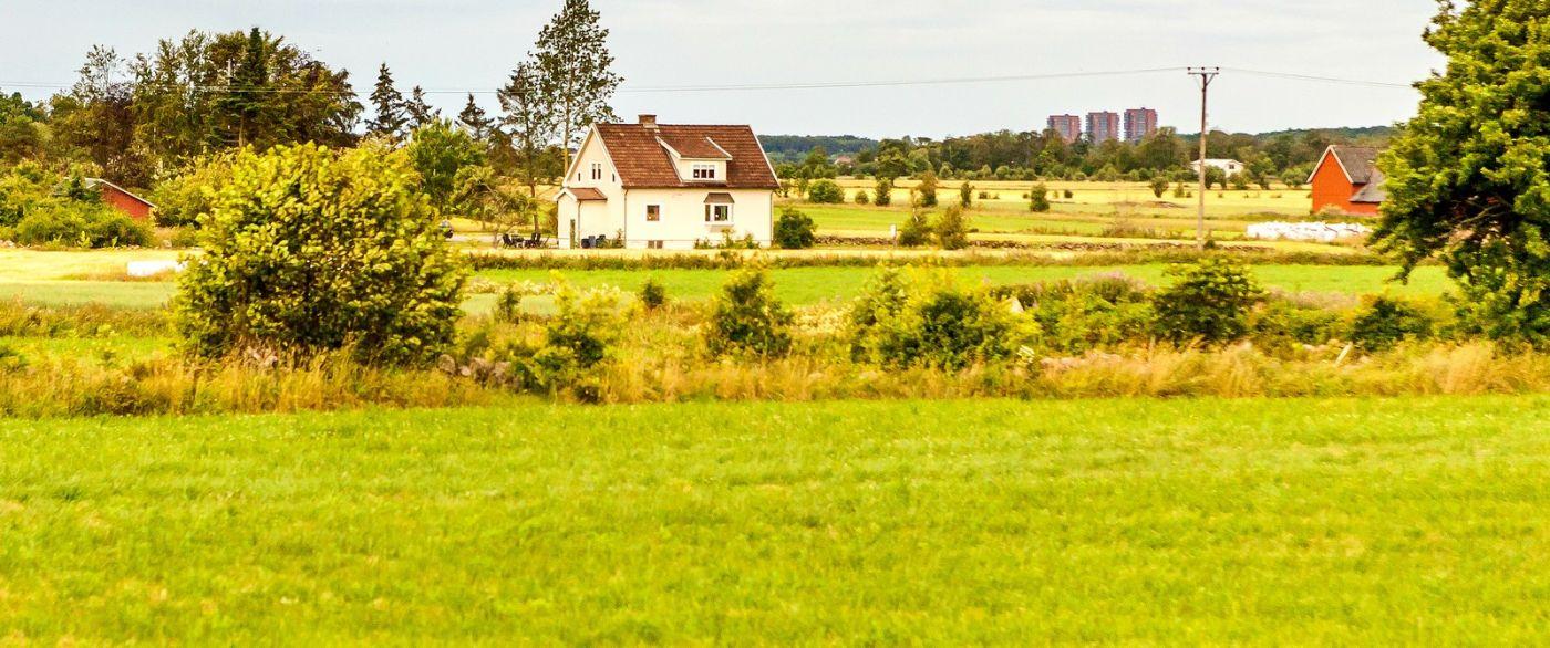 北欧旅途,漂亮的农室_图1-28